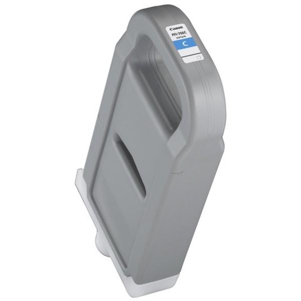 Drucker-Patrone kompatibel Canon PFI-706C/6682B001, Cyan, Canon imagePROGRAF IPF 8300, 8400, 9400