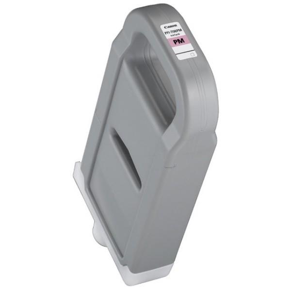 Drucker-Patrone kompatibel Canon PFI-706PM/6686B001, Hell-Magenta, Canon imagePROGRAF IPF 8300, 8400, 9400
