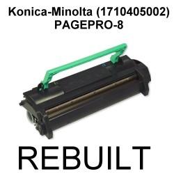 Toner-Patrone rebuilt Minolta (1710405002) Black Pagepro-8/8E/8L/1100/1100L/1200/1200W/1250/1250E/1250W,Pageworks-8/8E/8L/8LE/8N/1100/1100L/1200W/1250E/1250W