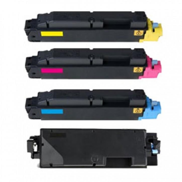 SET Toner Kyocera (TK5270) C/M/Y/K